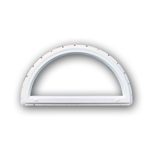 Half Round Shape 730 Matching Profile Exterior View